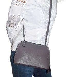 Handbags - Gray Crossbody Bag